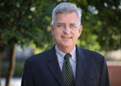 The Rev. Robert Creech, PhD